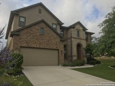 Canyon Springs Single Family Home New: 1018 Rock Shelter