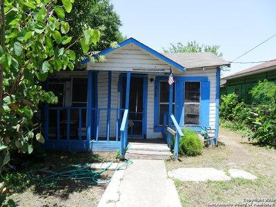 San Antonio Single Family Home Price Change: 3127 San Fernando