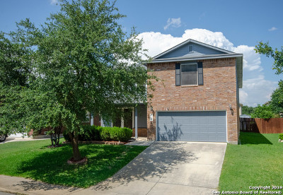 Bexar County Single Family Home Price Change: 1712 Creek Knoll