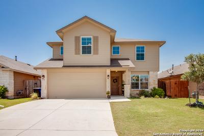 San Antonio Single Family Home New: 11707 Pelican Pass