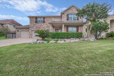 Stone Oak Single Family Home New: 21919 Ranier Ln