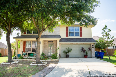 Cibolo Single Family Home New: 204 Frontier Cove