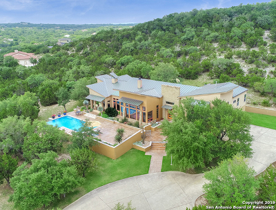 Boerne Single Family Home New: 9419 Highlands Cove