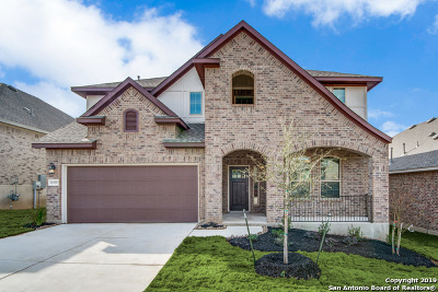 Schertz Single Family Home Price Change: 720 Fisher Dr