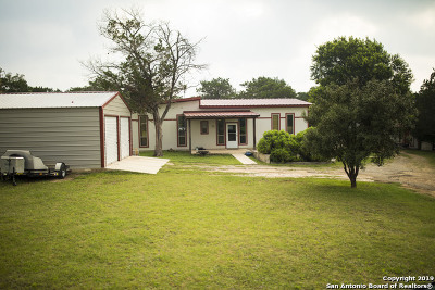 Bandera Single Family Home New: 2603 Forest Trail Dr