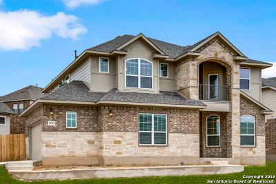 Schertz Single Family Home Price Change: 2832 Bethany Dr