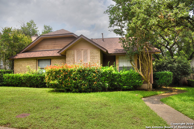 Single Family Home For Sale: 9529 Coolbrook