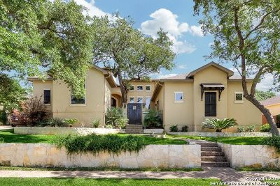 San Antonio Single Family Home New: 23714 Baker Hill