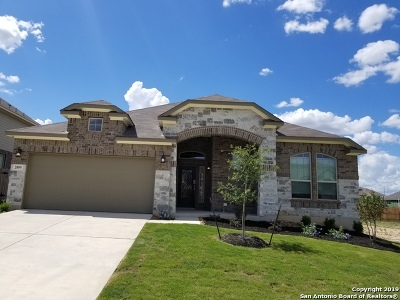 Schertz Single Family Home Price Change: 2833 Bethany Dr