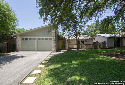 San Antonio Single Family Home New: 6315 Marrogot Run St