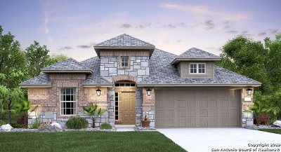 Single Family Home New: 5518 Carriage Falls