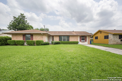 San Antonio Single Family Home New: 106 Meadow Path Dr