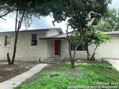 San Antonio Single Family Home Back on Market: 334 Oakwood Dr