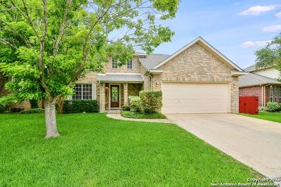 San Antonio Single Family Home New: 2618 Century Ranch