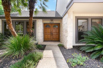 San Antonio Single Family Home New: 6210 Shadow Moss Ct