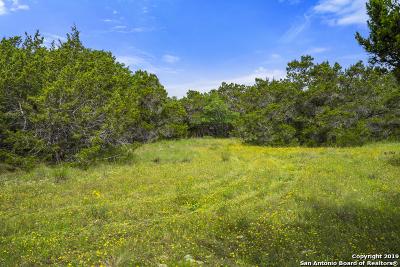Spring Branch Farm & Ranch For Sale: Tbd Lot 765 Whitetail Drive
