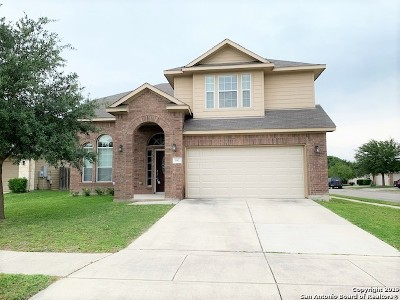 Cibolo Single Family Home New: 100 Chaps St