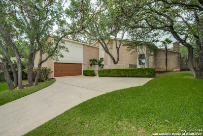San Antonio Single Family Home New: 1942 Broken Oak St