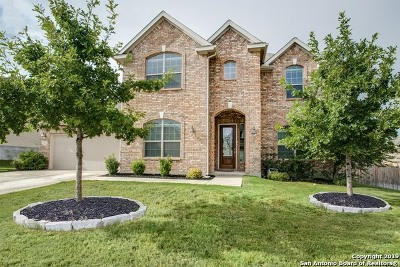 San Antonio Single Family Home New: 12611 Flower Bend