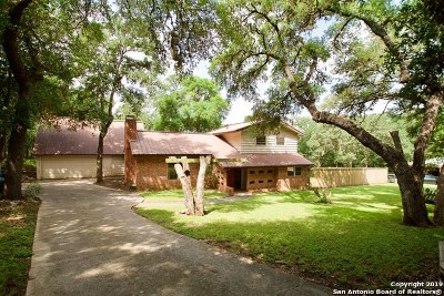 San Marcos Single Family Home New: 1445 Highland Dr