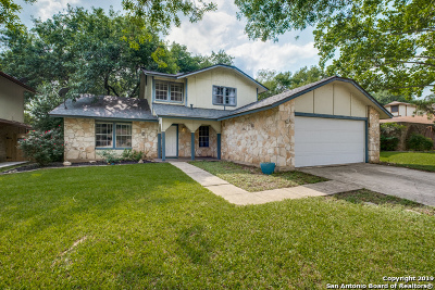 San Antonio Single Family Home New: 12323 Mapletree St