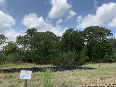 New Braunfels Residential Lots & Land Active Option: 1158 Diretto Dr