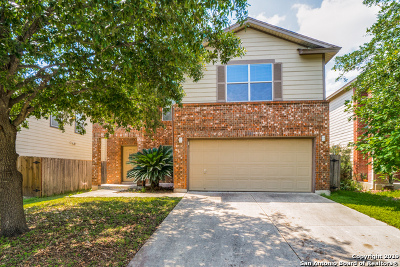 San Antonio Single Family Home New: 14807 Academy Oak