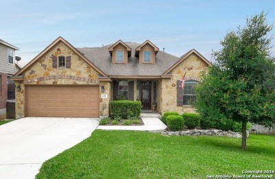San Antonio Single Family Home New: 638 Oxalis