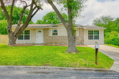 San Antonio Single Family Home New: 3122 Shadow Bend Dr