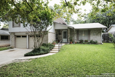 San Antonio Single Family Home New: 2211 Orange Blossom St