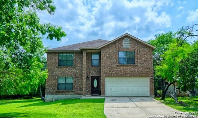 San Antonio Single Family Home New: 16607 Ledgestone Dr