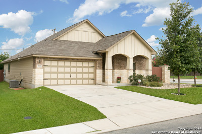 San Antonio Single Family Home New: 1807 Buffalo Wolf