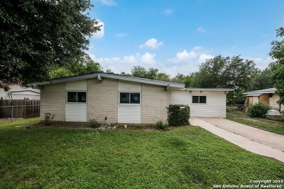 San Antonio Single Family Home New: 6014 Misty Valley Dr