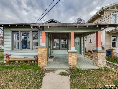 San Antonio Multi Family Home New: 1027 Lamar