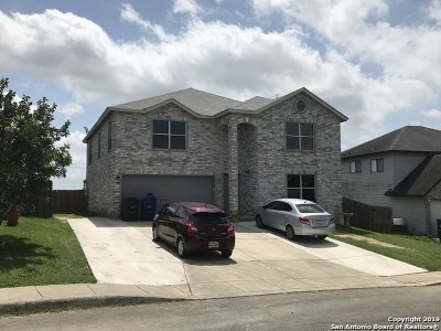 San Antonio Single Family Home New: 7310 Elder Path Pl