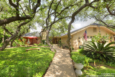 San Antonio Single Family Home New: 13046 Hunters Circle