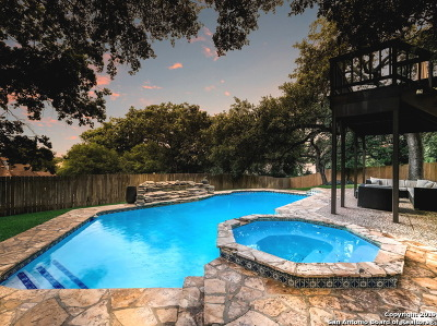 San Antonio Single Family Home New: 314 Country Wood Dr
