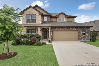 Helotes Single Family Home New: 10636 Newcroft Pl