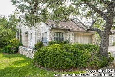 San Antonio Condo/Townhouse New: 1400 Golden Bear #3201