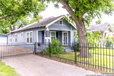 San Antonio Single Family Home New: 148 Kirk Pl