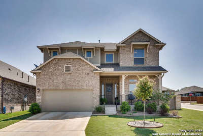 San Antonio Single Family Home New: 22002 Akin Bayou