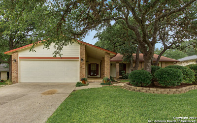San Antonio Single Family Home New: 15327 Pebble Dew