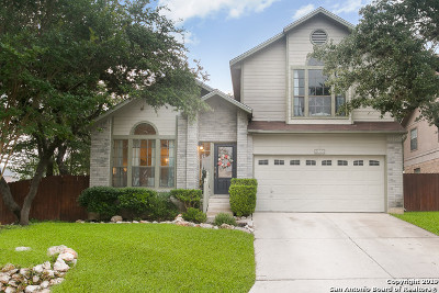 San Antonio Single Family Home New: 21134 Pacific Grove