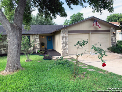 San Antonio Single Family Home New: 9702 Adams Hill Dr