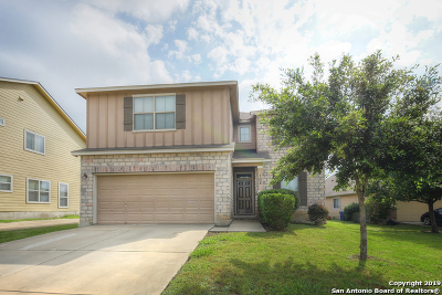 Cibolo Single Family Home New: 108 Dove Run