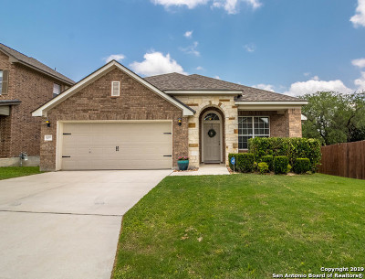 San Antonio Single Family Home New: 12611 Fiesta Ranch
