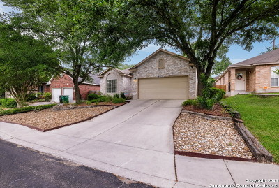 Single Family Home New: 15410 Spring Dew