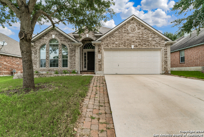 Schertz, Cibolo Single Family Home New: 4516 Meadow Creek Dr