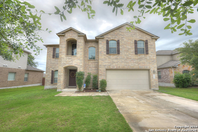 Schertz Single Family Home New: 5116 Black Horse
