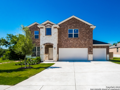 San Antonio Single Family Home New: 14438 Costa Leon